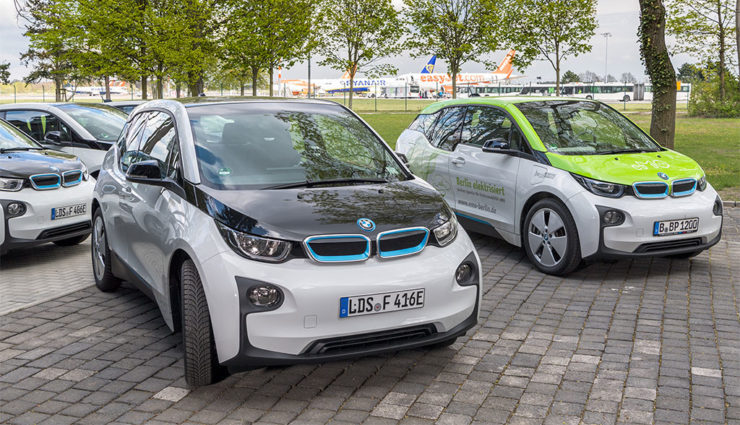 Elektroauto-Leasingkosten