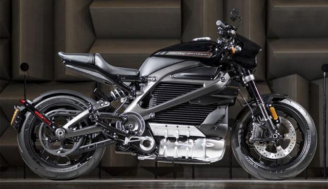 Harley-Davidson beschleunigt E-Mobilitäts-Offensive, mehrere Elektro-Zweiräder geplant