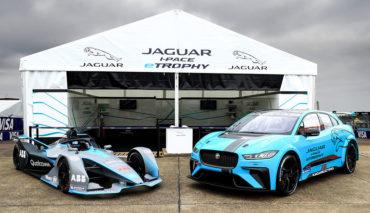 Jaguar-Formel-E-Entwicklung