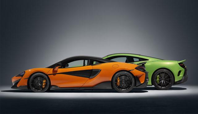 McLaren-Hybridautos