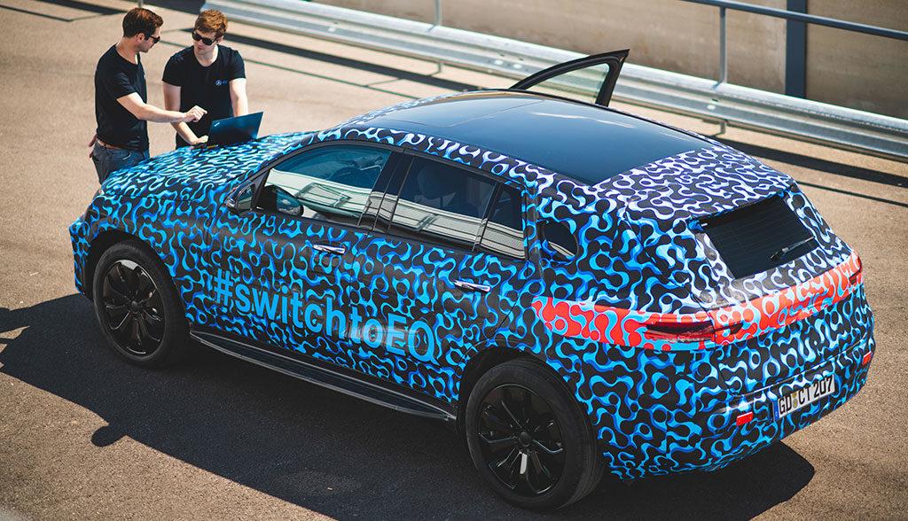Mercedes-EQC-Premiere