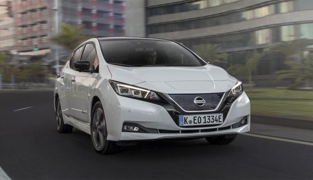 Neuer Nissan LEAF ist meistverkauftes Elektroauto in Europa