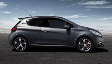 Peugeot-208-GTi-Elektroauto