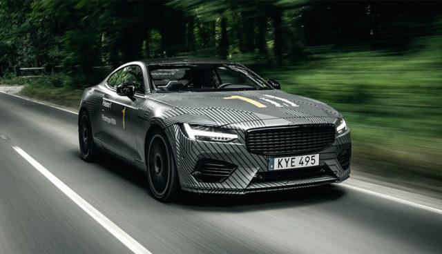 """Volvo Polestar: """"Hundertprozentig"""" von Elektrifizierung überzeugt"""