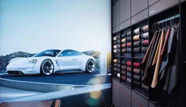 Porsche-Elektroauto-Haendler