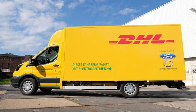 Stadt Hamburg und Deutsche Post fördern Elektromobilität