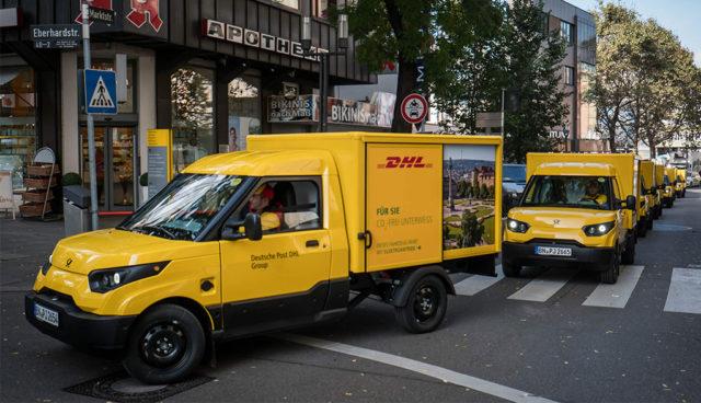 Deutsche Post lässt Goldman Sachs Zukunftsoptionen für StreetScooter prüfen