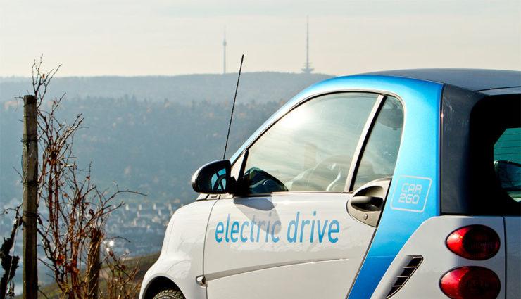 Stuttgart-Diesel-Fahrverbot-Elektroauto