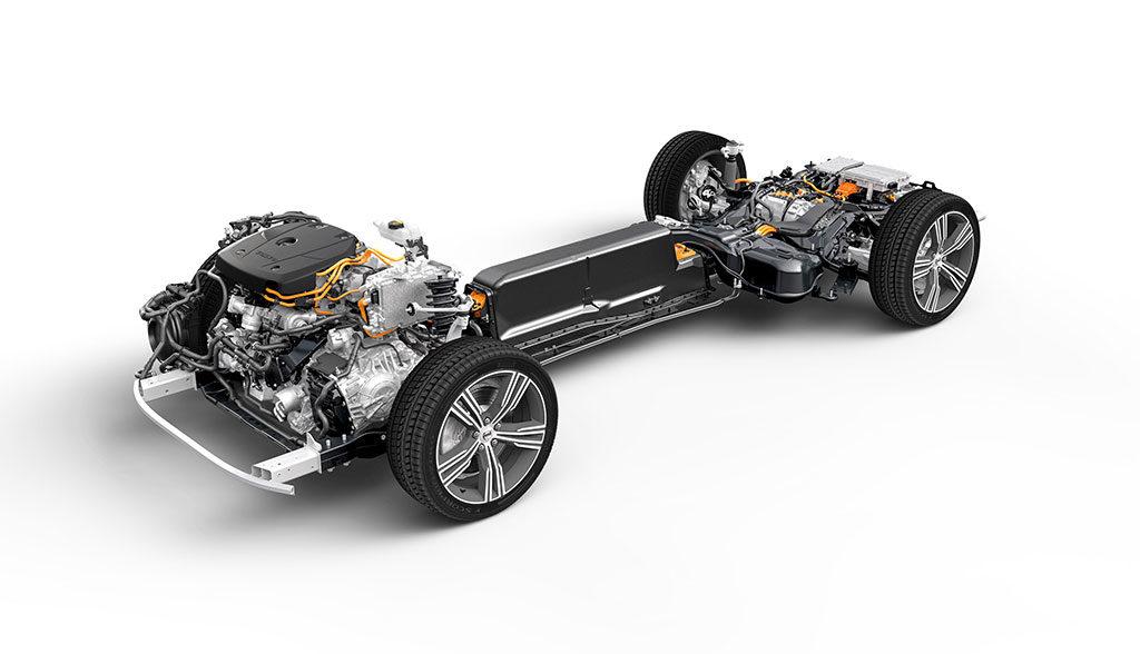 Volvo-Elektroauto-Batteriezellen