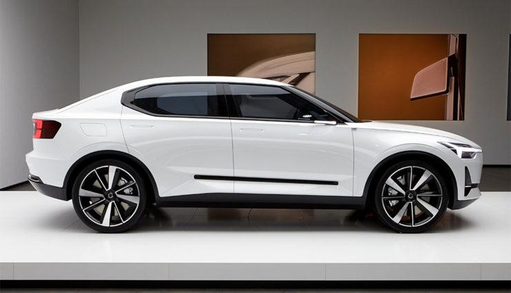 Volvo-Elektroauto-Polestar-2-