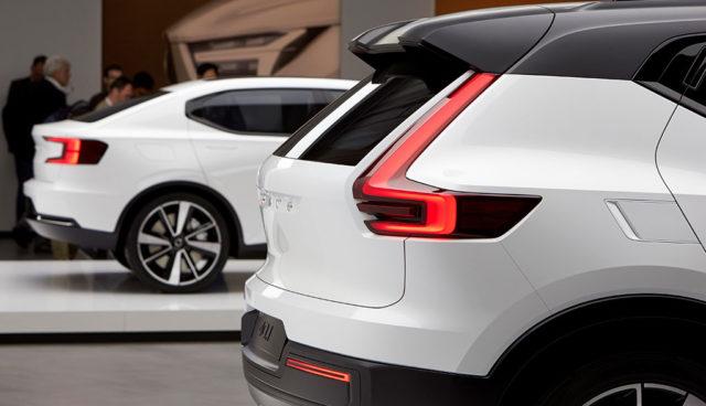 Volvo: Batterie-SUV Polestar 3 kommt 2022