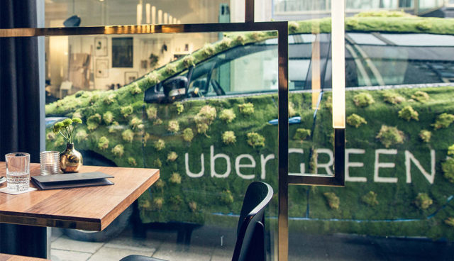 Elektroauto-Chauffeurdienst Uber Green kommt nach Berlin