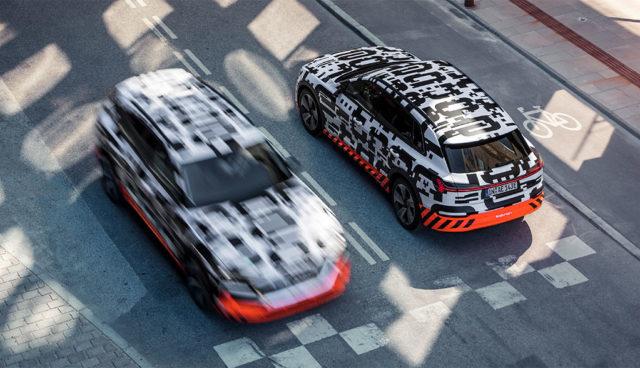 Audi-Elektroauto-Ausbildung-Studium