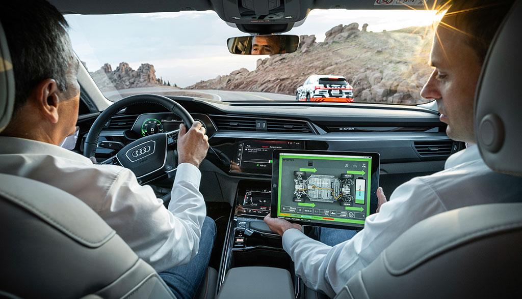 Audi-e-tron-SUV-Rekuperation