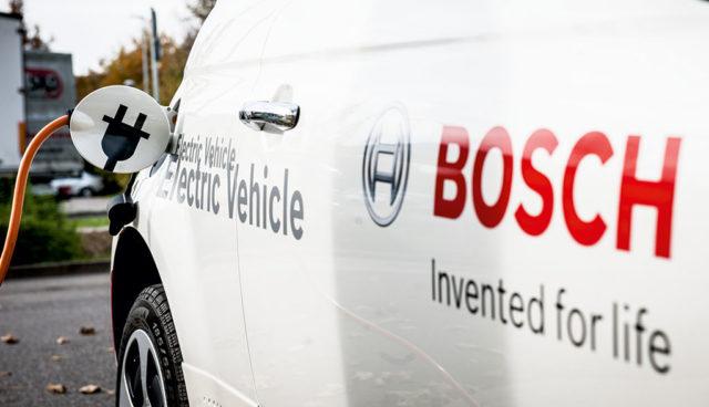 Für 77 Millionen Euro: Bosch macht Schwieberdingen zum E-Mobilitäts-Zentrum