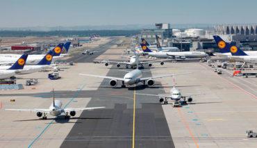 E-Mobilitaet-Flughafen-Frankfurt-Fraport