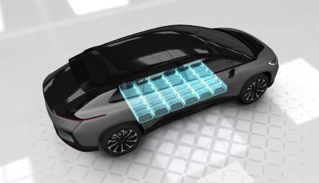 """Faraday Future schaltet """"3D Tour"""" für Batterie-SUV FF 91 frei"""