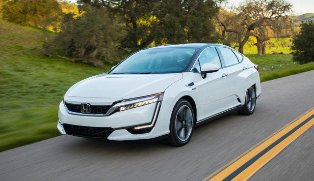 """Honda über Wasserstoff-Elektroautos: """"Anfängliche Unbequemlichkeiten tolerieren"""""""