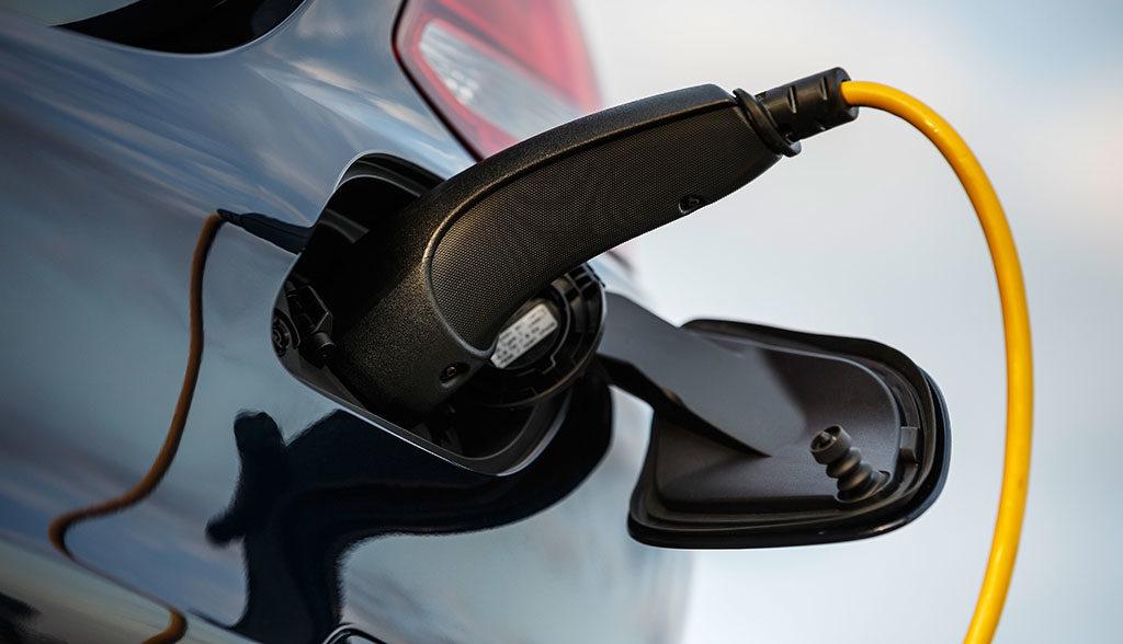 Hybridauto-Gebrauchtwagen-Schnelldreher