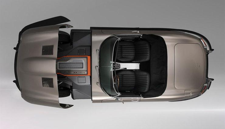 Jaguar E-Type Zero Elektroauto 2020-1-6