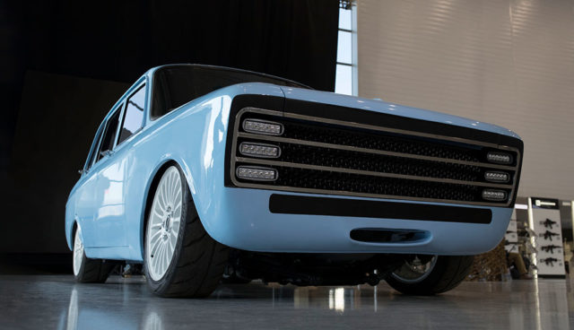 Kalaschnikow stellt Elektroauto, Hybrid-Buggy und Elektro-Motorräder vor
