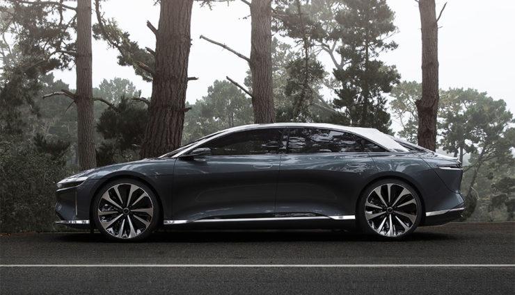 Saudischer Staatsfonds prüft Einstieg bei Tesla-Konkurrent Lucid Motors