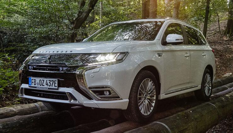 Mitsubishi: Neuer Plug-in-Outlander ist günstiger & stärker