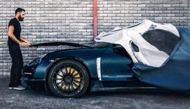 Porsche-Taycan-Elektroauto-Prototyp