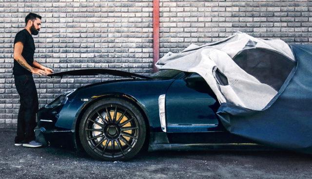 Porsche-Elektroauto Taycan: So sieht der aktuelle Entwicklungsstand aus