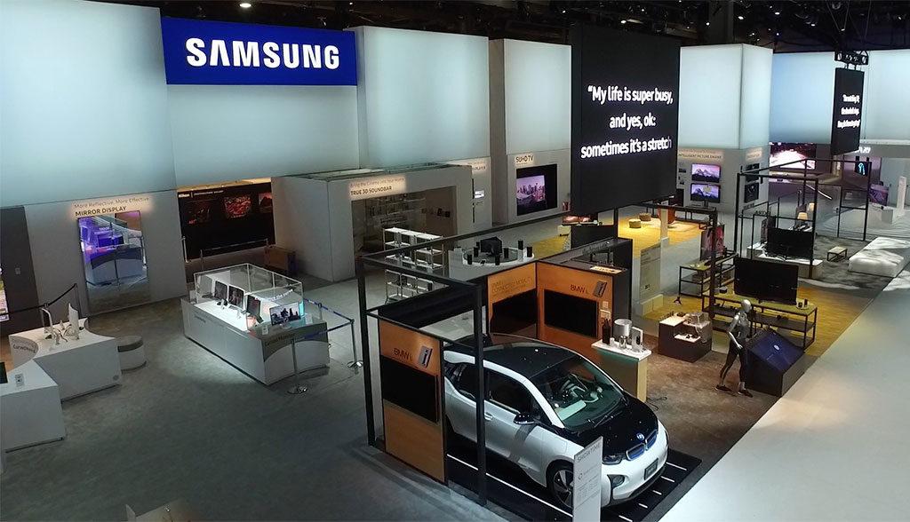 Samsung-Elektroauto
