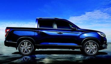 SsangYong-plant-Elektroauto-Pickup