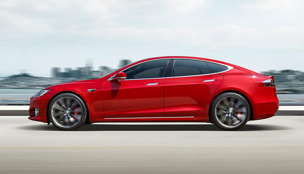 Tesla-Batterie-Feuer