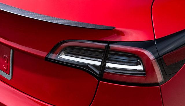 Tesla-Einstiegs-Elektroauto