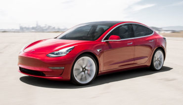 Tesla-Model-3-Performance Track Mode