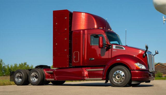 Toyota zeigt neuen Brennstoffzellen-Lkw mit mehr Reichweite