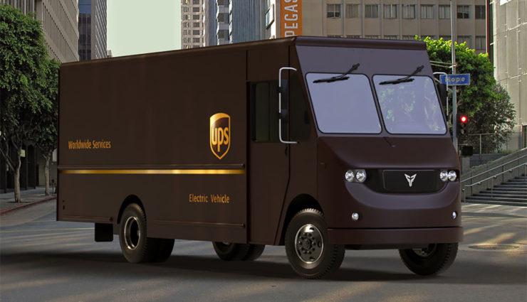 UPS-Thor-Elektro-Transporter