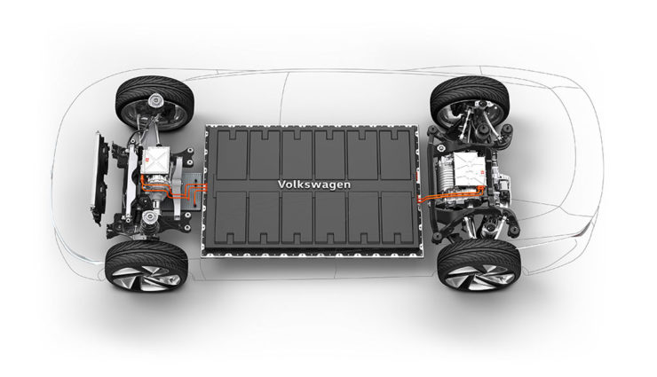 Volkswagen-Betriebsratschef mahnt zur Zurückhaltung bei Batteriezellfertigung