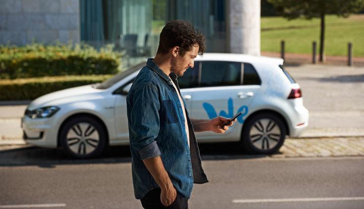 VW-Elektroauto-Carsharing-We-Share