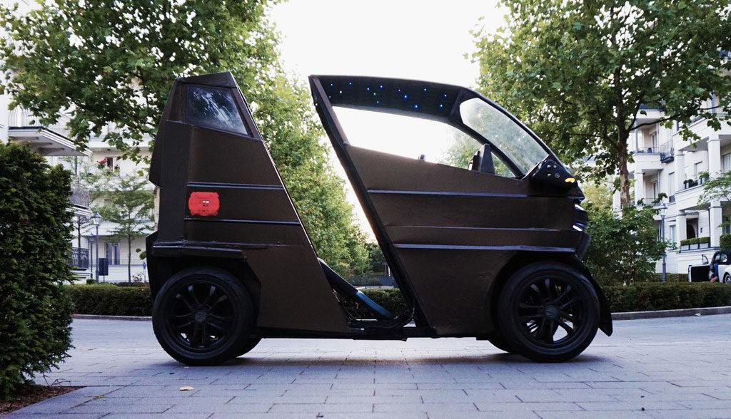 iEV-X-Elektroauto