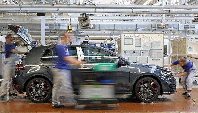 """Europäische Autobauer fordern """"realistische"""" Klimaziele"""