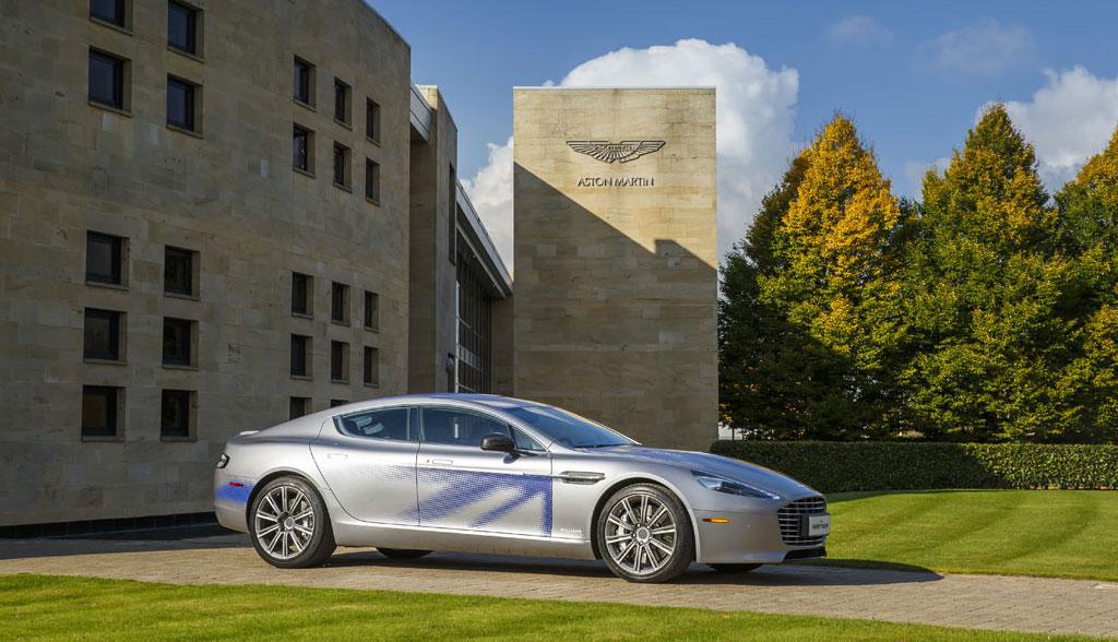 Aston Martin Will Bei 800 Volt Elektroautos Vorangehen Ecomento De