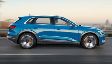 Audi-Elektroauto-Roadmap