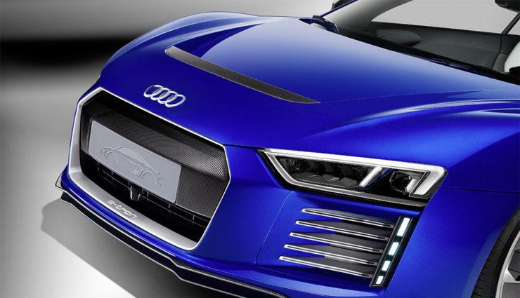 Nächster Audi R8 nur noch als Elektroauto?