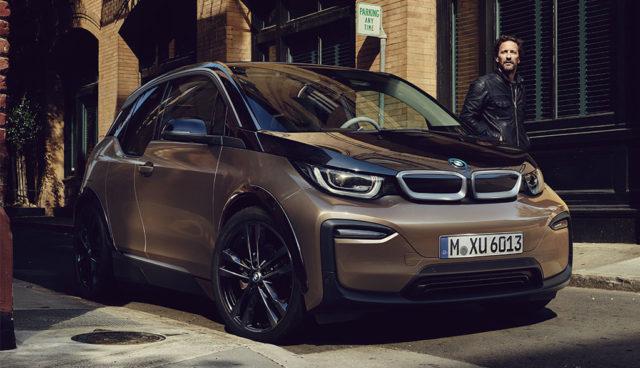 BMW i3 erhält größere Batterie mit 42,2 kWh Kapazität