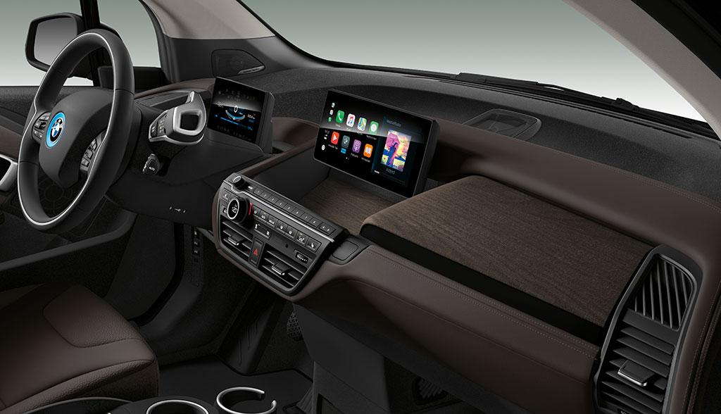bmw elektroauto i3 erh lt mehr reichweite bilder. Black Bedroom Furniture Sets. Home Design Ideas