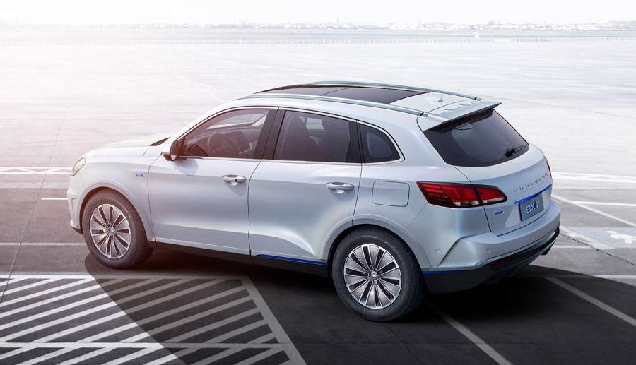 Borgward-Elektroauto-SUV