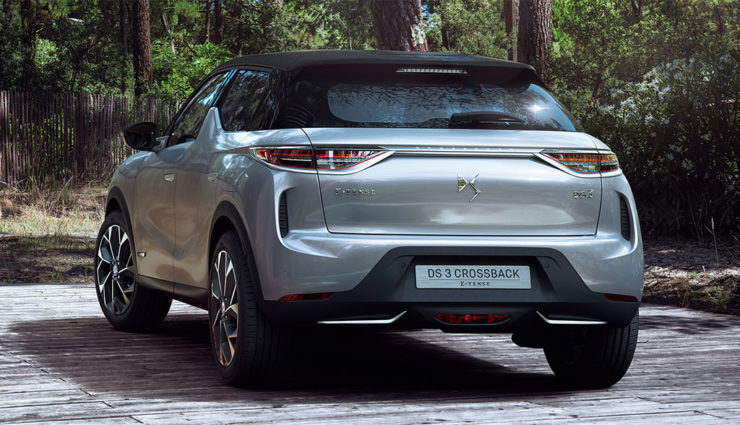DS 3 Crossback E-Tense-2019-2