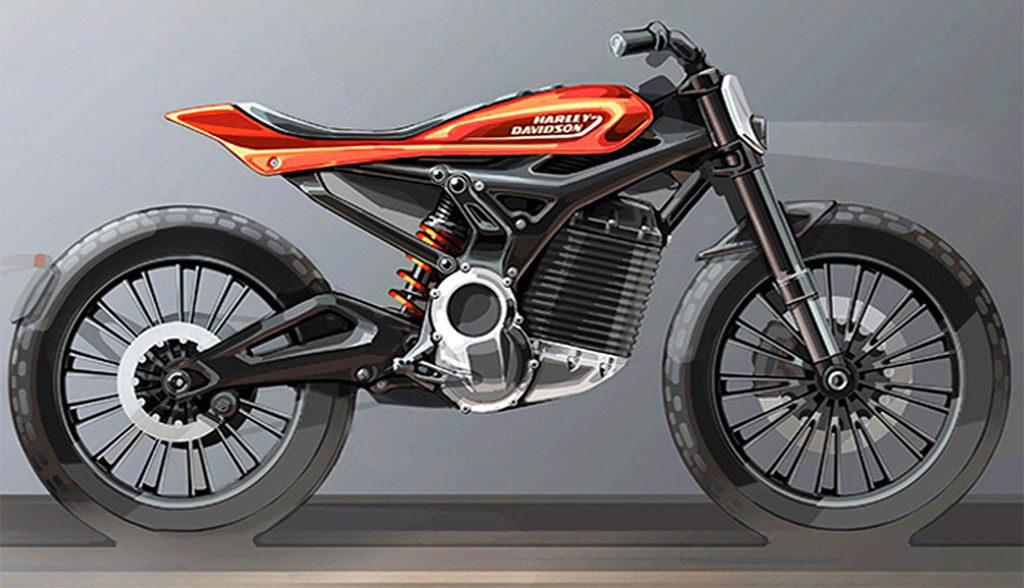 Harley-Davidson-Elektor-Motorraeder