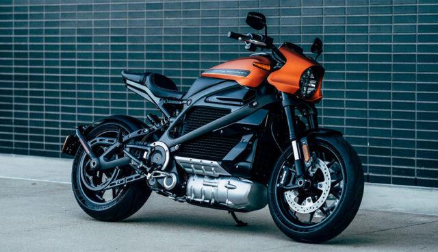 Erste Elektro-Harley-Davidson: So sieht der aktuelle Stand aus