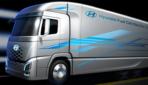 Hyundai kündigt Brennstoffzellen-Lkw für den Serienbetrieb an